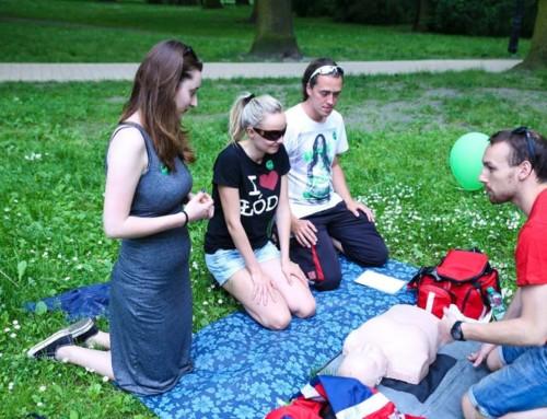 A ty jak spędziłeś 4 czerwca w Łodzi? My mega aktywnie i mega zdrowo!
